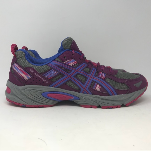 Asics Schuhes   Gel Damenschuhe Venture 5 Running Damenschuhe Gel Größe 95   Poshmark 69ebf5
